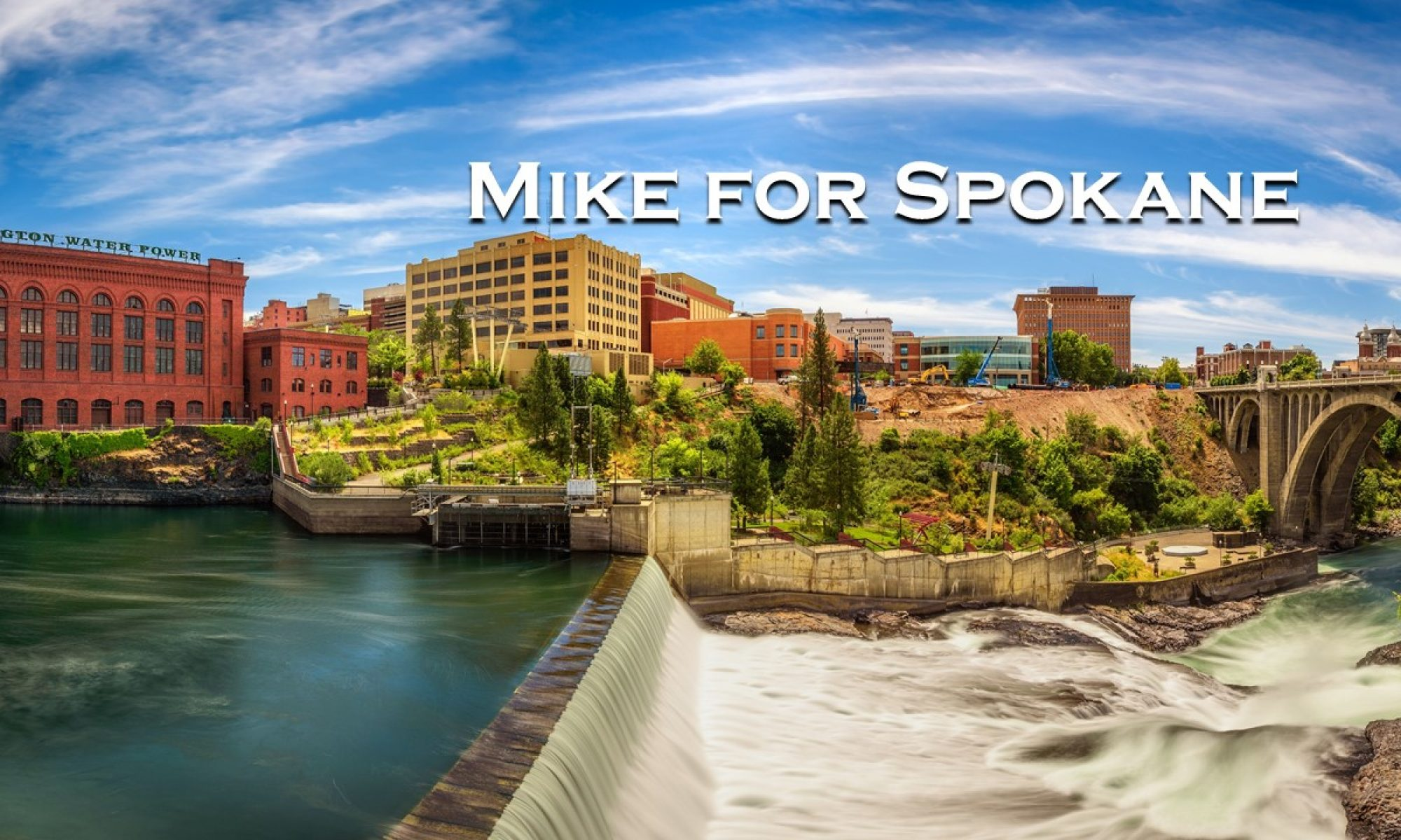 Mike for Spokane